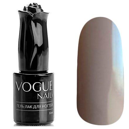 Vogue Nails, Гель-лак - Фраппе №305 (10 мл.)Vogue Nails<br>Гель-лак,серо-бежевый, без блесток и перламутра, плотный<br>