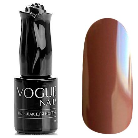 Vogue Nails, Гель-лак - Маккиато №309 (10 мл.)Vogue Nails<br>Гель-лак, коричнево-бежевый, без блесток и перламутра, плотный<br>