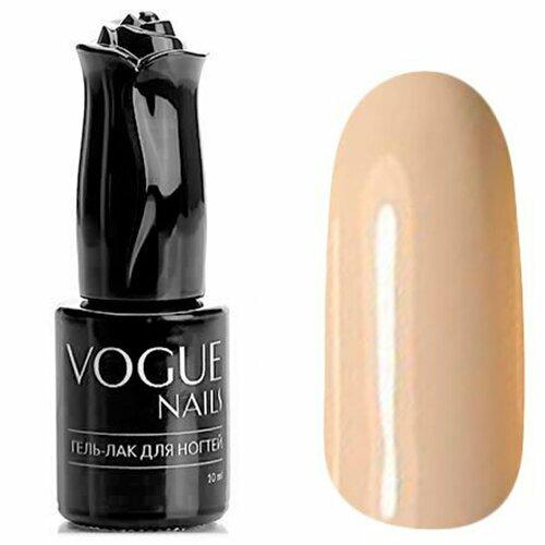 Vogue Nails, Гель-лак - Пудинг №318 (10 мл.)Vogue Nails<br>Гель-лак,молочно-бежевый, без блесток и перламутра, плотный<br>