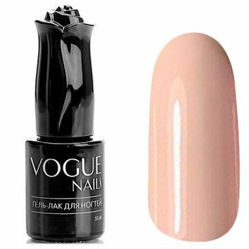 Vogue Nails, Гель-лак - Амаретти №320 (10 мл.)Vogue Nails<br>Гель-лак,чайная роза, без блесток и перламутра, плотный<br>