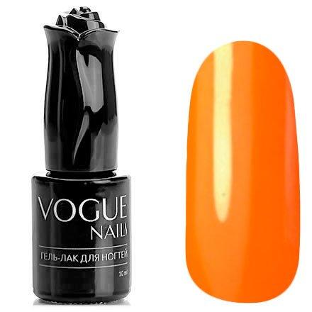 Vogue Nails, Гель-лак - Мексика №503 (10 мл.)Vogue Nails<br>Гель-лак, оранжевый, неоновый, плотный<br>