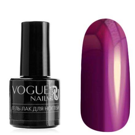 Vogue Nails, Гель-лак витражный - Фиолетовый №721 (6 мл.)Vogue Nails<br>Гель-лак, темно-фиолетовый, без блесток и перламутра, полупрозрачный<br>