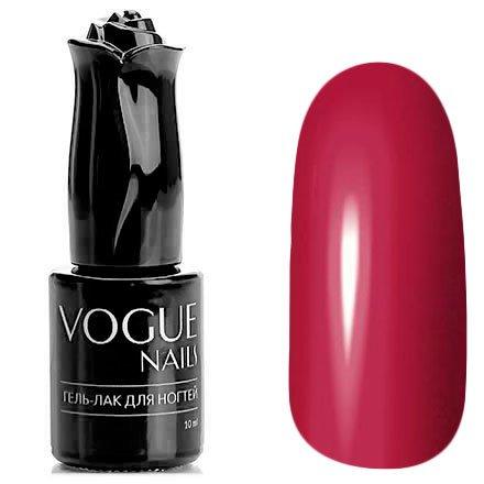 Vogue Nails, Гель-лак - Брунелло №814 (10 мл.)Vogue Nails<br>Гель-лак,темно-малиновый, без блесток и перламутра, плотный<br>