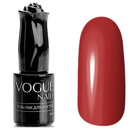 Vogue Nails, Гель-лак - Амароне №816 (10 мл.)Vogue Nails<br>Гель-лак,бордово-красный, без блесток и перламутра, плотный<br>