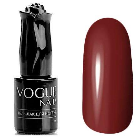 Vogue Nails, Гель-лак - Марсала №818 (10 мл.)Vogue Nails<br>Гель-лак,бордово-малиновый, без блесток и перламутра, плотный<br>