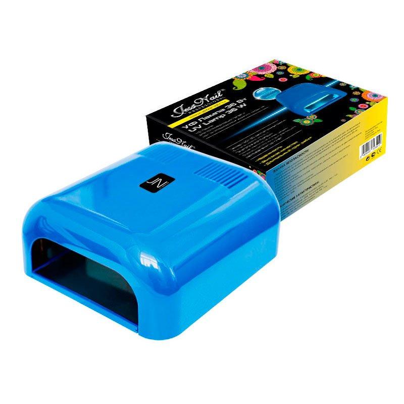 Jessnail, УФ лампа 36 Вт (темно-синяя, глянцевая)