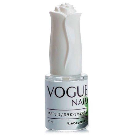 Vogue Nails, Масло для кутикулы - Чайное дерево (10 мл.)