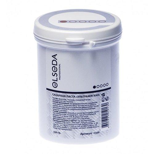 Elseda, Сахарная паста для шугаринга - ультра мягкая (350г.)Сахарная паста (бандажная мягкая)<br>Сахарная паста для шугаринга - ультра мягкая<br>