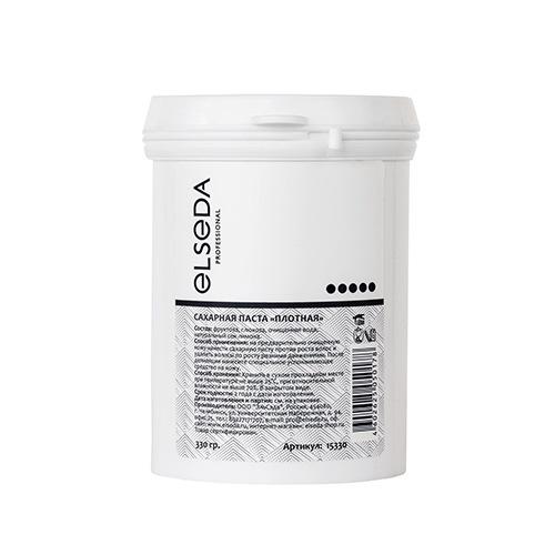 Elseda, Сахарная паста для шугаринга - плотная (350г.)Сахарная паста (мануальная плотная)<br>Сахарная паста для шугаринга - плотная<br>