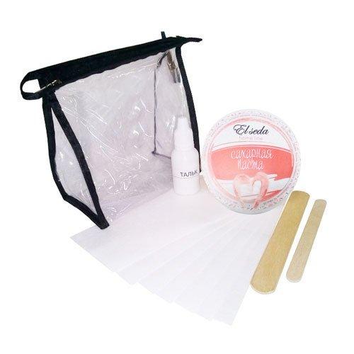 Elseda, Набор для депиляции Home line - Шугаринг для жестких волосНаборы для шугаринга<br>Набор для депиляции Home line - Шугаринг для жестких волос<br>