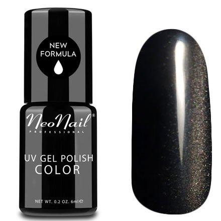 NeoNail, Гель-лак Кошачий глаз - №5029 (6 мл.)NeoNail<br>Гель-лак Кошачий глаз, жемчужно-серый с перламутром, плотный<br>