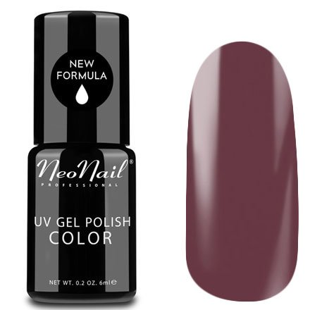 NeoNail, Гель-лак - Neutral №2620 (6 мл.)NeoNail<br>Гель-лак, кофейный, глянцевый, без блесток и перламутра, плотный<br>