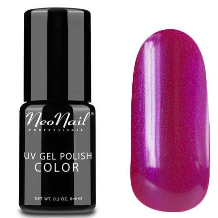 NeoNail, Гель-лак - Opal Rose №2689 (6 мл.)NeoNail<br>Гель-лак, малиновый, с перламутром, плотный<br>