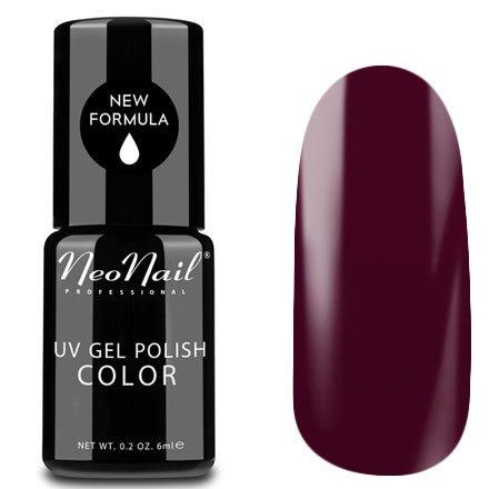NeoNail, Гель-лак - Calm Burgundy №2691 (6 мл.)NeoNail<br>Гель-лак, бургунд, глянцевый, без блесток и перламутра, плотный<br>