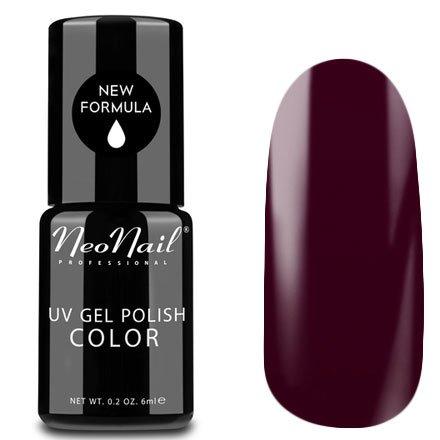 NeoNail, Гель-лак - Dark Cherry №2692 (6 мл.)NeoNail<br>Гель-лак, спелая черешня, глянцевый, без блесток и перламутра, плотный<br>