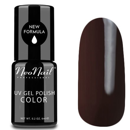 NeoNail, Гель-лак - Dark Khaki №2695 (6 мл.)NeoNail<br>Гель-лак, какао, коричневый, без блесток и перламутра, плотный<br>