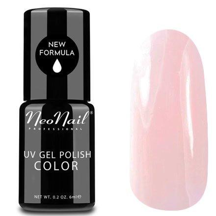 NeoNail, Гель-лак - First Love №2859 (6 мл.)NeoNail<br>Гель-лак, розовый, глянцевый, без блесток и перламутра, плотный<br>