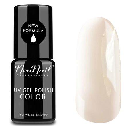 NeoNail, Гель-лак - Sensitive Princess №2860 (6 мл.)NeoNail<br>Гель-лак, телесный, глянцевый, без блесток и перламутра, полупрозрачный, подойдет для французского маникюра<br>