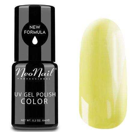 NeoNail, Гель-лак - Sweet Pineapple №2994 (6 мл.)NeoNail<br>Гель-лак, спелый ананас, глянцевый, без блесток и перламутра, плотный<br>