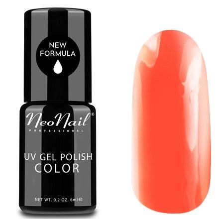 NeoNail, Гель-лак - Sweet Apricot №3199 (6 мл.)NeoNail<br>Гель-лак, сладкий абрикос, глянцевый, без блесток и перламутра, плотный<br>