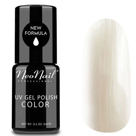 NeoNail, Гель-лак - Perfect Pearl №3202 (6 мл.)NeoNail<br>Гель-лак, белый перламутровый, плотный<br>