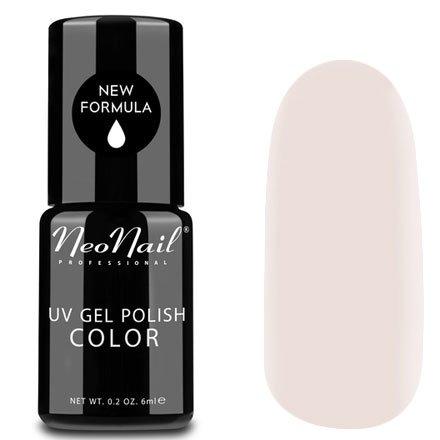 NeoNail, Гель-лак - Light Peach №3205 (6 мл.)NeoNail<br>Гель-лак, светлый персиковый, глянцевый, без блесток и перламутра, полупрозрачный, подойдет для французского маникюра<br>