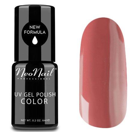 NeoNail, Гель-лак - Tango Argentino №3217 (6 мл.)NeoNail<br>Гель-лак, кирпично-красный, глянцевый, без блесток и перламутра, плотный<br>