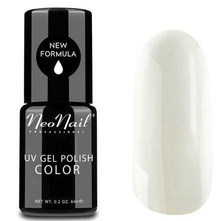 NeoNail, Гель-лак - White Chocolate №3218 (6 мл.)NeoNail<br>Гель-лак, прозрачный с едва уловимым розовым подтоном, подойдет для французского маникюра<br>
