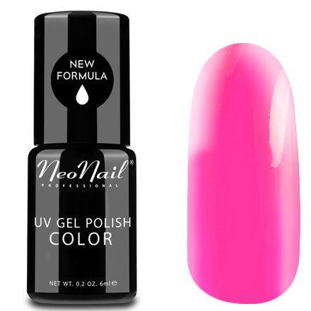 NeoNail, Гель-лак - Baby Baby №3221 (6 мл.)NeoNail<br>Гель-лак, розовый, глянцевый, без блесток и перламутра, плотный<br>