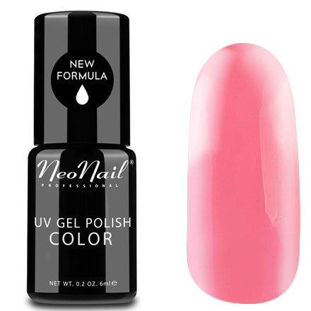 NeoNail, Гель-лак - Sweet Lychee №3223 (6 мл.)NeoNail<br>Гель-лак, сладкий личи, глянцевый, без блесток и перламутра, плотный<br>