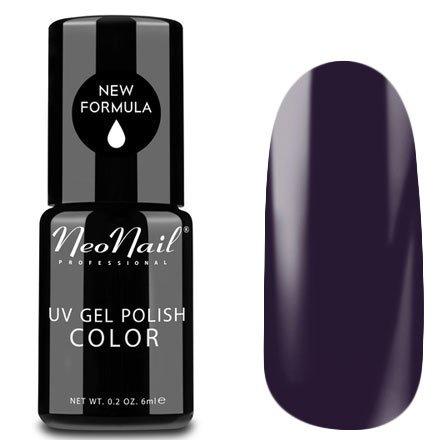NeoNail, Гель-лак - Purple №3224 (6 мл.)NeoNail<br>Гель-лак, пурпурный, глянцевый, без блесток и перламутра, плотный<br>