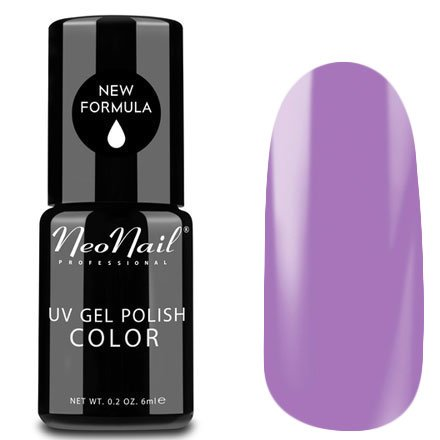 NeoNail, Гель-лак - Orchid №3642 (6 мл.)NeoNail<br>Гель-лак, орхидея, глянцевый, без блесток и перламутра, плотный<br>