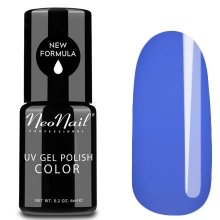 NeoNail, Гель-лак - Fancy Blue №3646 (6 мл.)