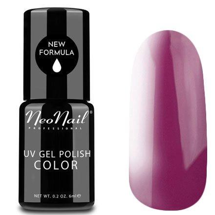 NeoNail, Гель-лак - Forever Calm №3647 (6 мл.)NeoNail<br>Гель-лак, малиновый, глянцевый, без блесток и перламутра, плотный<br>