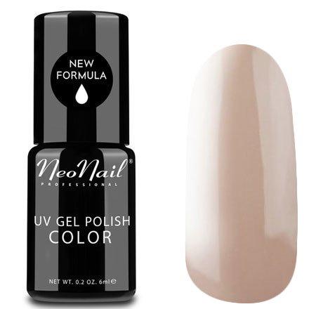 NeoNail, Гель-лак - Light Beige №3649 (6 мл.)NeoNail<br>Гель-лак, светлый бежевый, глянцевый, без блесток и перламутра, плотный<br>