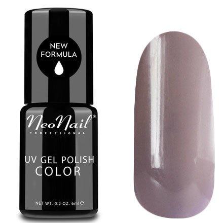 NeoNail, Гель-лак - Mousy Day №3650 (6 мл.)NeoNail<br>Гель-лак, светлый бежево-коричневый, глянцевый, без блесток и перламутра, плотный<br>