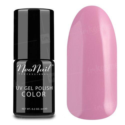 NeoNail, Гель-лак - Rosy Memory №3751 (6 мл.)NeoNail<br>Гель-лак, розово-бежевый, глянцевый, без блесток и перламутра, плотный<br>