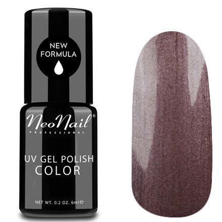 NeoNail, Гель-лак - Brown Pearl №3760 (6 мл.)NeoNail<br>Гель-лак, коричневый, с перламутром, плотный<br>