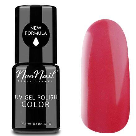 NeoNail, Гель-лак - Lollipop №3761 (6 мл.)NeoNail<br>Гель-лак, розовый, глянцевый, без блесток и перламутра, плотный<br>