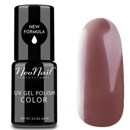 NeoNail, Гель-лак - Burgundy Miss №3773 (6 мл.)NeoNail<br>Гель-лак, шоколадный крем, глянцевый, без блесток и перламутра, плотный<br>