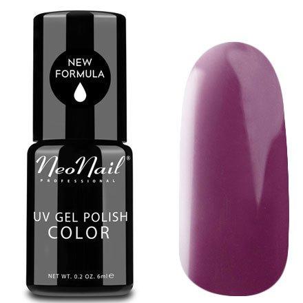 NeoNail, Гель-лак - Heather Valley №3774 (6 мл.)NeoNail<br>Гель-лак, лилово-фиолетовый, глянцевый, без блесток и перламутра, плотный<br>