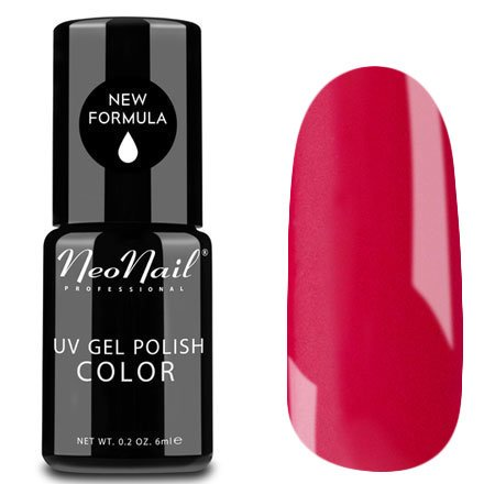 NeoNail, Гель-лак - Romantic Rose №4629 (6 мл.)NeoNail<br>Гель-лак, розовый, глянцевый, без блесток и перламутра, плотный<br>
