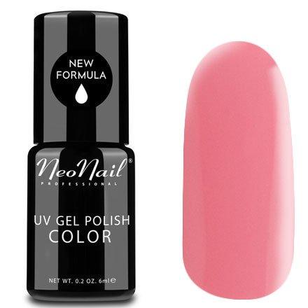 NeoNail, Гель-лак - Bubble Gum №4634 (6 мл.)NeoNail<br>Гель-лак, розовая жвачка, глянцевый, без блесток и перламутра, плотный<br>