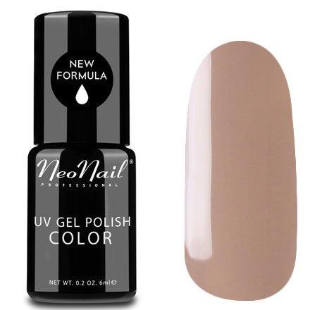 NeoNail, Гель-лак - Desert Rose №4661 (6 мл.)NeoNail<br>Гель-лак, пудровый бежево-розовый, глянцевый, без блесток и перламутра, плотный<br>