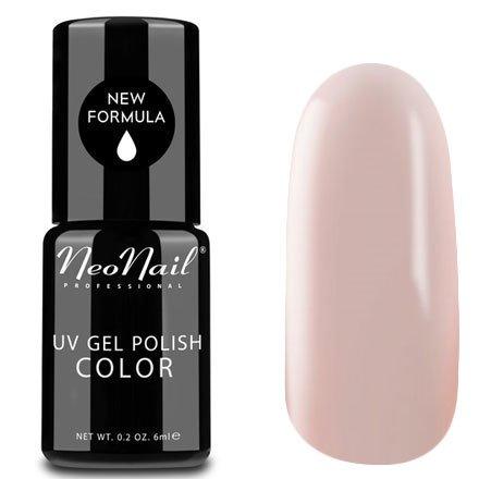 NeoNail, Гель-лак - Silky Nude №4676 (6 мл.)NeoNail<br>Гель-лак, нюдовый шелк, глянцевый, без блесток и перламутра, плотный<br>