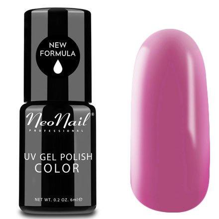 NeoNail, Гель-лак - Princess Violet №4679 (6 мл.)NeoNail<br>Гель-лак, фиолетово-розовый, глянцевый, без блесток и перламутра, плотный<br>