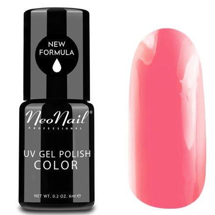 NeoNail, Гель-лак - Lovely Pink №4688 (6 мл.)NeoNail<br>Гель-лак, розовый, глянцевый, без блесток и перламутра, плотный<br>