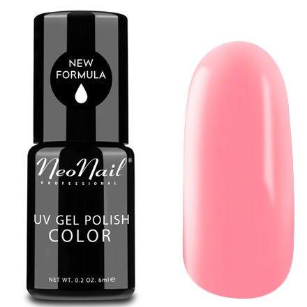 NeoNail, Гель-лак - Copacabana №4803 (6 мл.)NeoNail<br>Гель-лак, розовый, глянцевый, без блесток и перламутра, плотный<br>