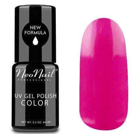 NeoNail, Гель-лак - Thailand Beauty №5018 (6 мл.)NeoNail<br>Гель-лак, фуксиевый, глянцевый, без блесток и перламутра, плотный<br>