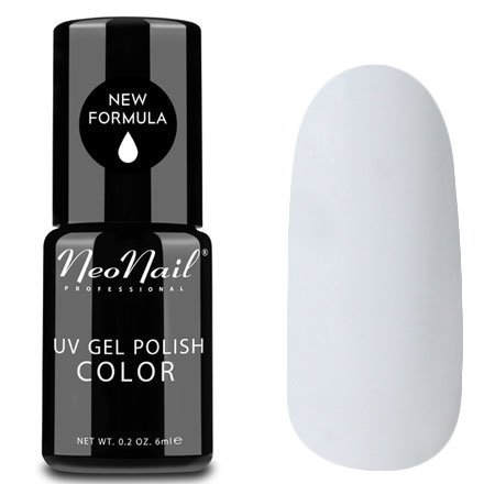 NeoNail, Гель-лак - French White №5055 (6 мл.)NeoNail<br>Гель-лак, белый, глянцевый, без блесток и перламутра, плотный, подойдет для французского маникюра<br>